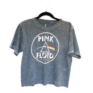 Pink Floyd cut off tshirt Grey size -M